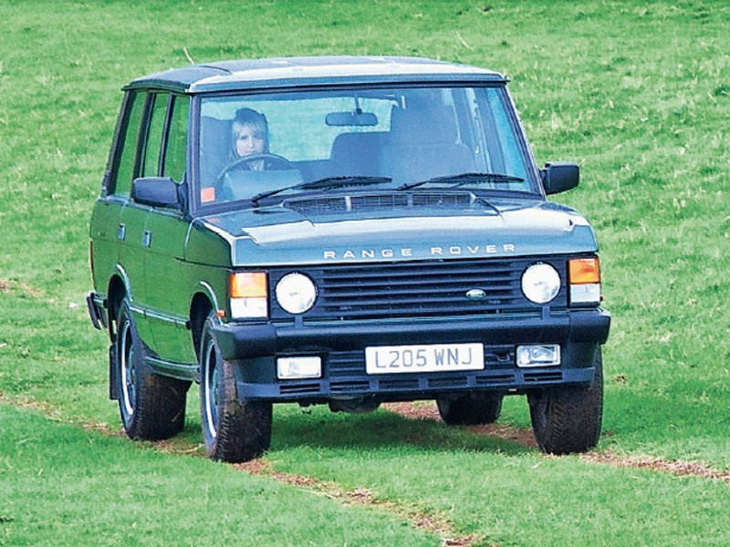 First Vs Last: The Range Rover Classic