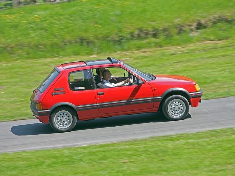 Clash Of The Classics: Peugeot 205 Gti Vs Renault 5 Gt Turbo   CCFS UK