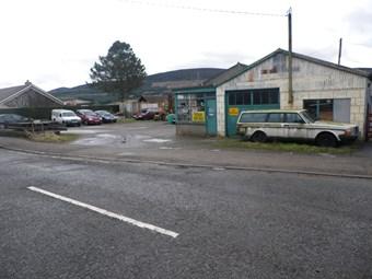 Classic fan sought to buy Scottish garage