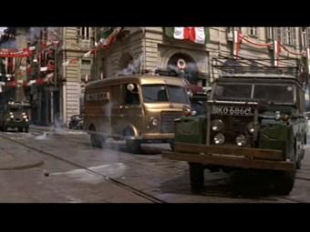Forgotten Film Car The Italian Job Land Rover Series Iia Ccfs Uk