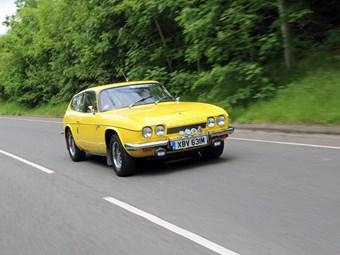 Reliant Scimitar GTE Review