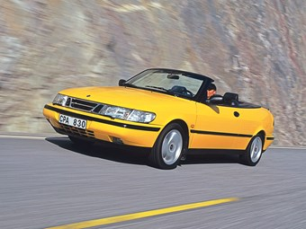The handsome convertibles are probably the most desirable variants of this generation of 900