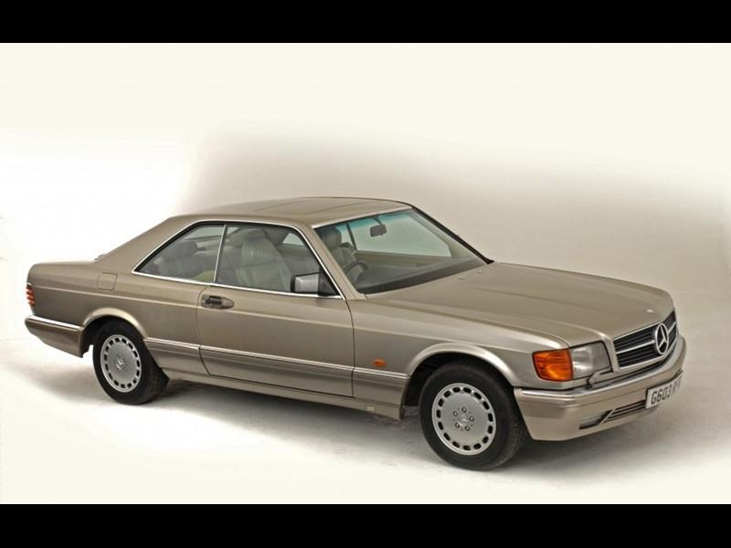 Mercedes benz 500 review ccfs uk for Mercedes benz classic parts