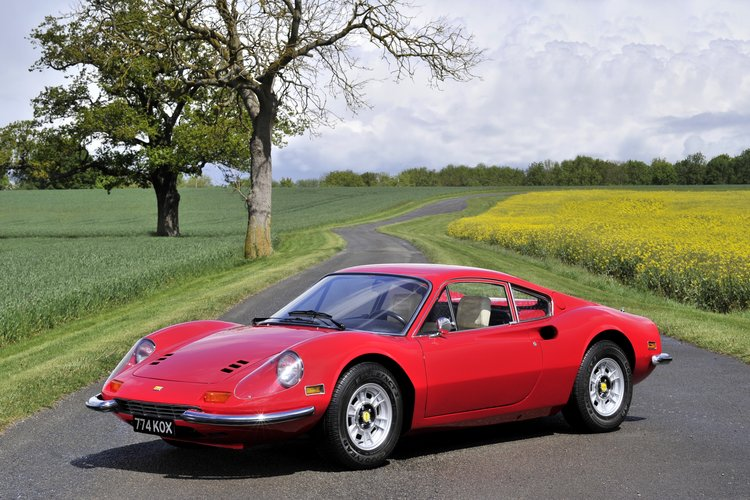 Seeing Red Ferraris Classic Cars For Sale - Car show display stand for sale