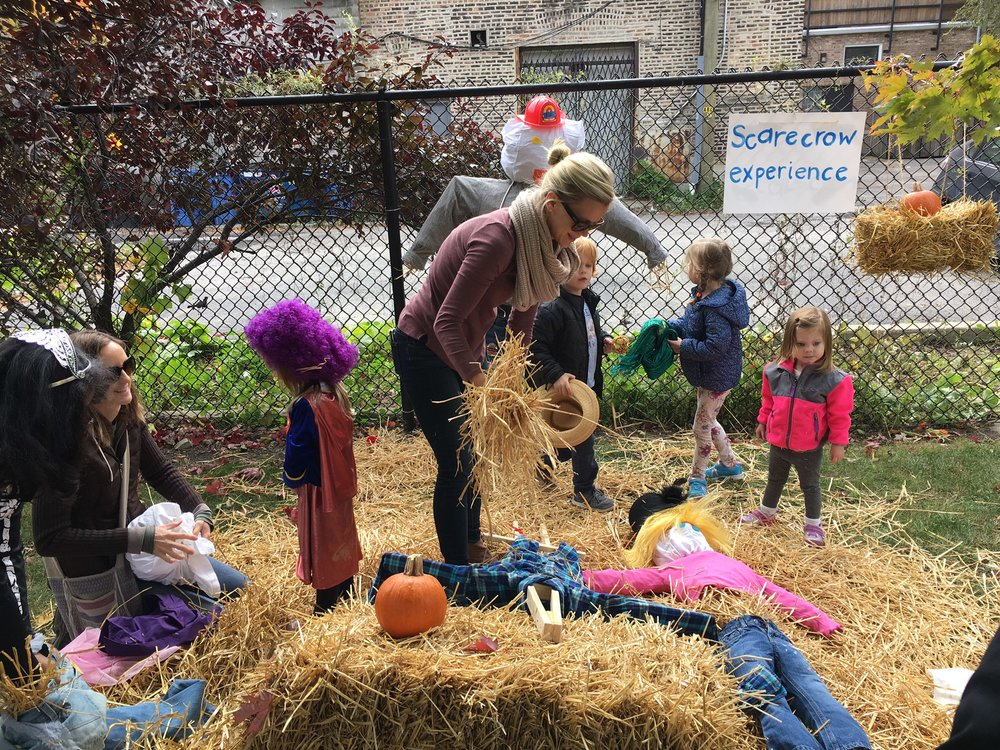 Fall Festival, 2016 at Maplewood Park featured community, local businesses, and so much hands-on fun!
