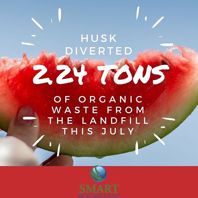 Congratulations Husk for diverting over 2 tons of organic waste from the landfill in July! By diverting organic wastes to composting facilities, methane emissions from landfills are avoided. Compost application then increases soil health while reducing the amount of synthetic fertilizer needed. This sustainable flow of nutrients is what we call farm to table and table to farm. We look forward to continuing to work with Husk to achieve all of their environmental sustainability goals!  #sustainablechefs #scgrown #growfoodnotlandfills  #farmtotabletabletofarm