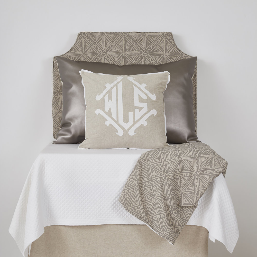 Pewter Bed 2