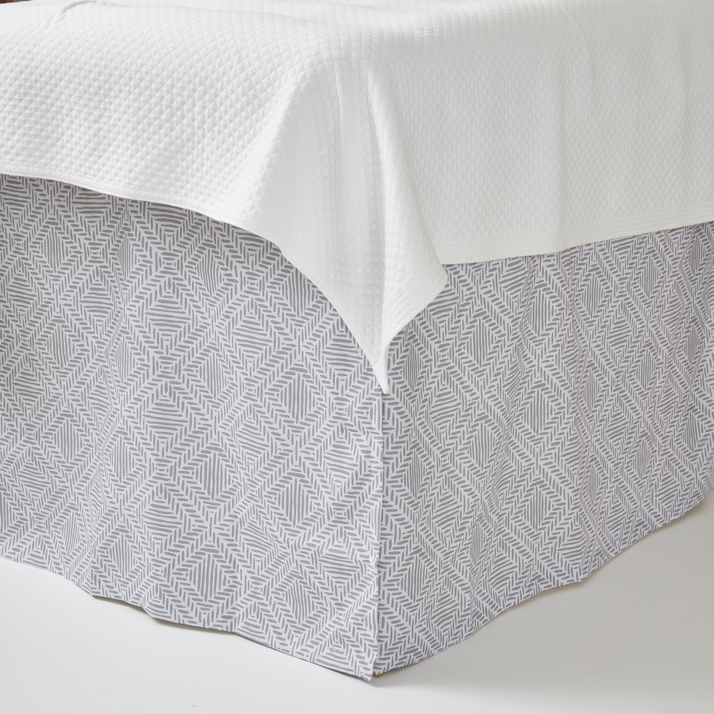 3 PANEL BEDSKIRT