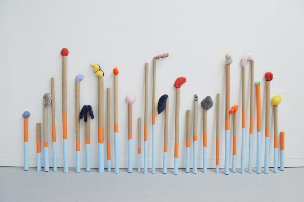 Work by Kasumi Dean, image belongs to the artist.