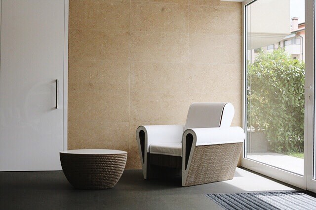 Taking a moment this Monday to reflect on some great design and the fact that we can finally leave our winter coats at home  # # # #staygreenvenezia #sustainable #interiordesign #design #residentialdesign #hospitalitydesign #minimalism #instadesign #stonecoffeetable #dahliachair #armchair #coffeetable #shopsmall #mondaymotivation #springhassprung