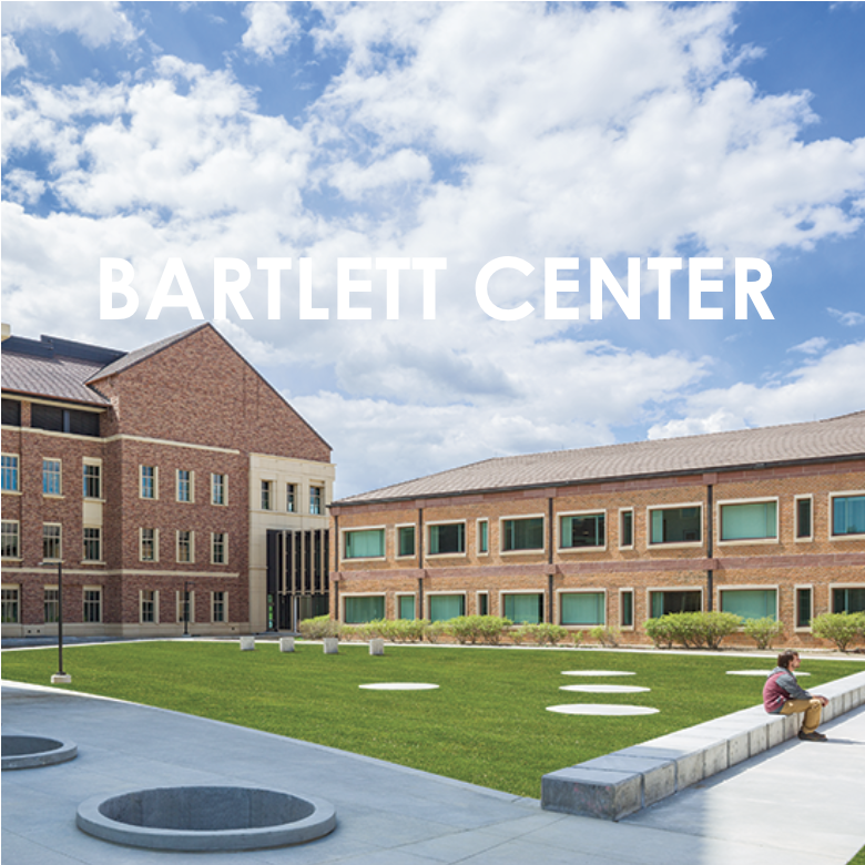 The Albert A. Bartlett Science Communication Center fosters conversations between CU researchers and the public around the science of climate and global change