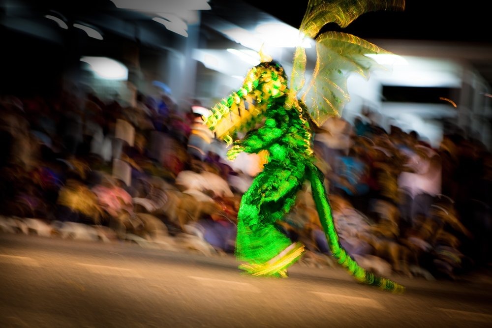 Our last festival event: London Liming: Independence!