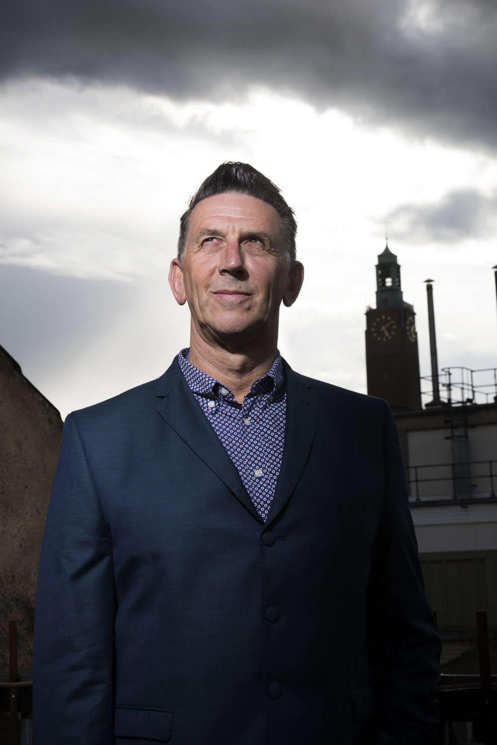 Martin Figura by Dave Gutteridge