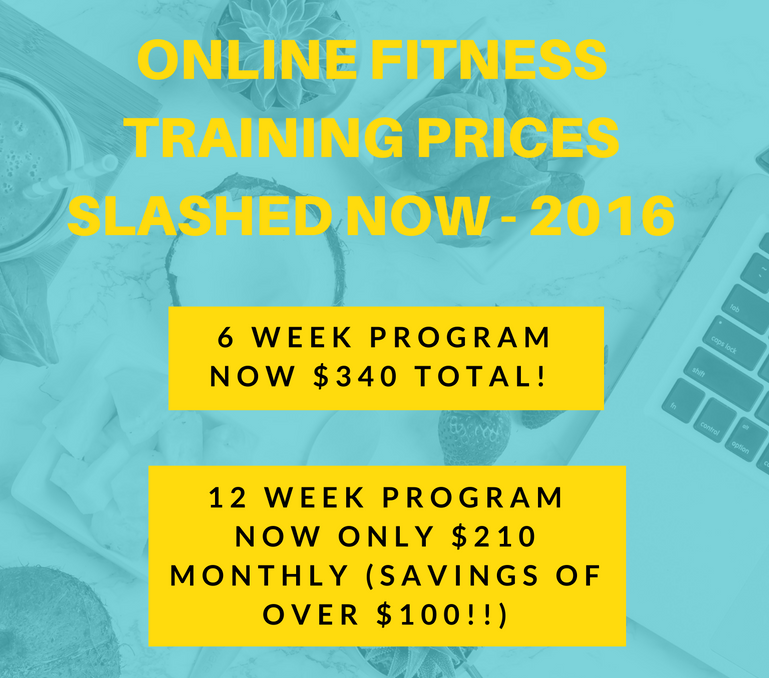 Click here to learn more about my affordable online training