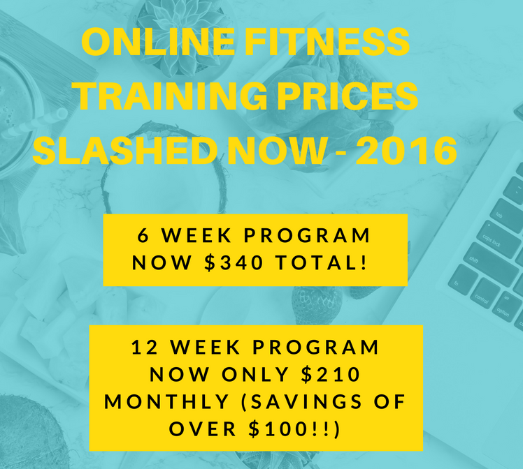 Learn more about my affordable online training!