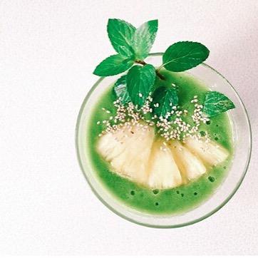 AM's green shake.jpg