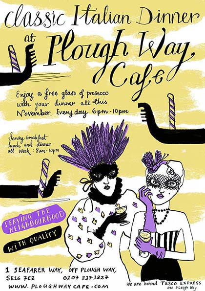 plough way cafe