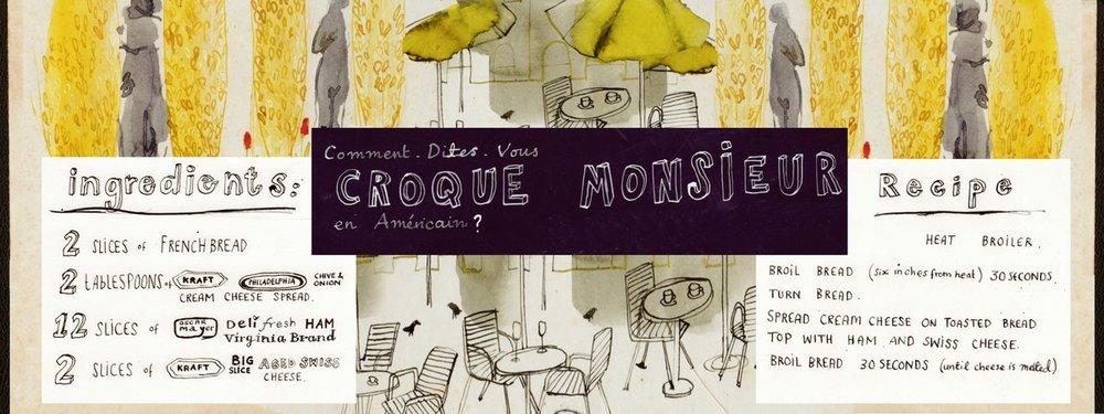 Croque Monsieur - Kraft recipe