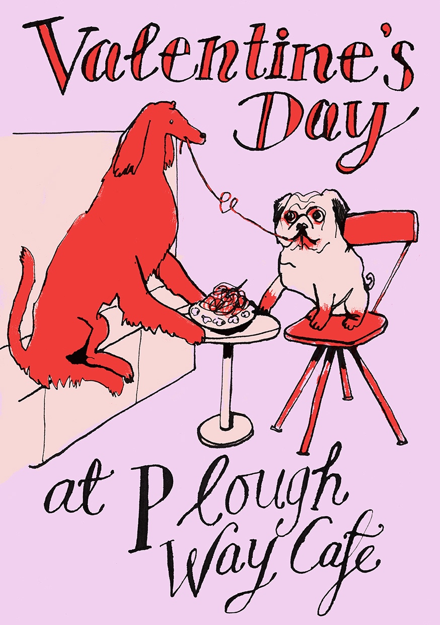 Plough Way Cafe | Valentines