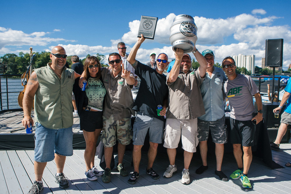 2016 People's Choice Raft Winners