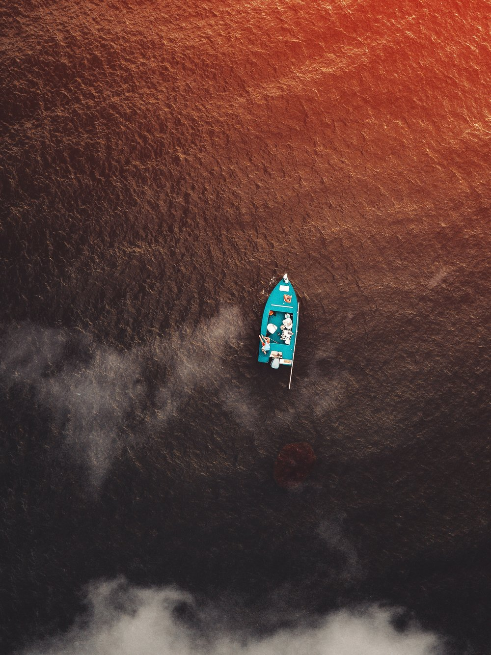 What 76 Days Lost At Sea Can Teach You About Finding Your Why - Photo by Alex Perezon Unsplash