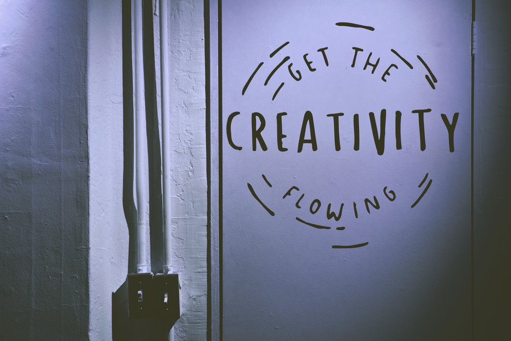What To Do When You Don't Feel Creative But NEED To Be