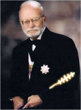 Thomas W. Jackson Right Worshipful Grand Secretary 1979-1999, Grand Lodge of Pennsylvania