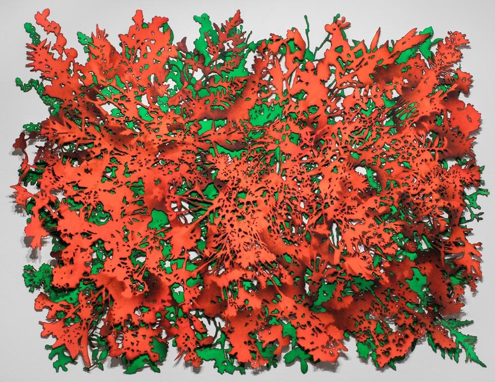 Cenotaph (Orange/Green)