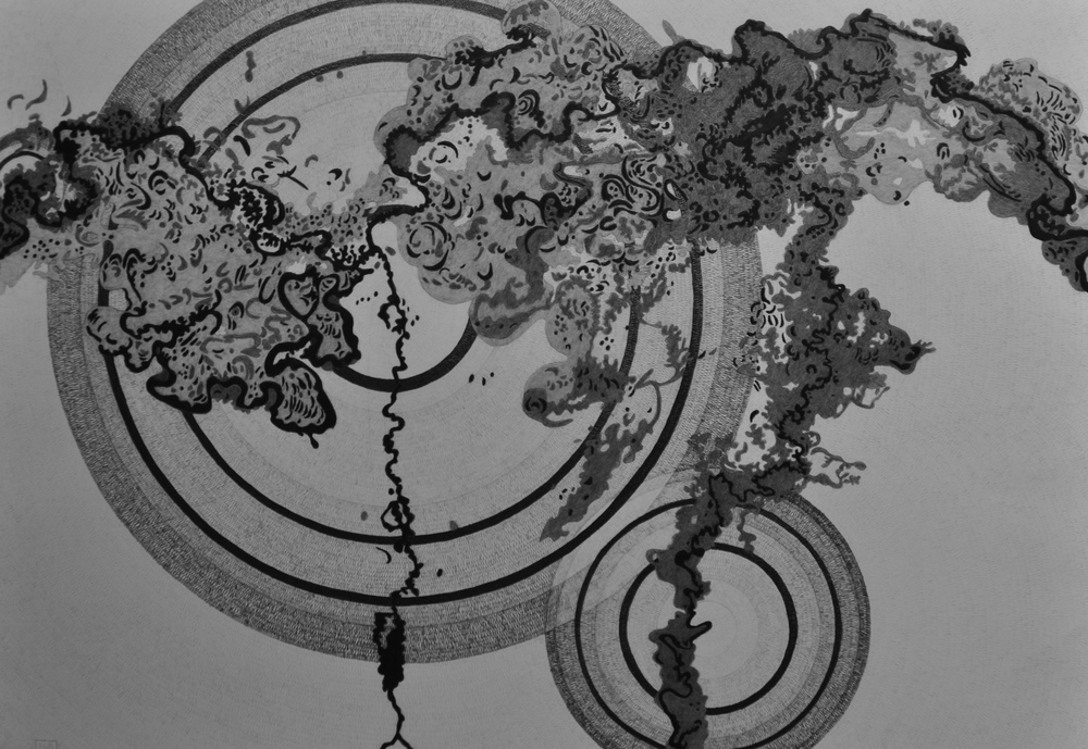 Weir, Christine,168, 2011, graphite on paper,14 x 20 inches.jpg