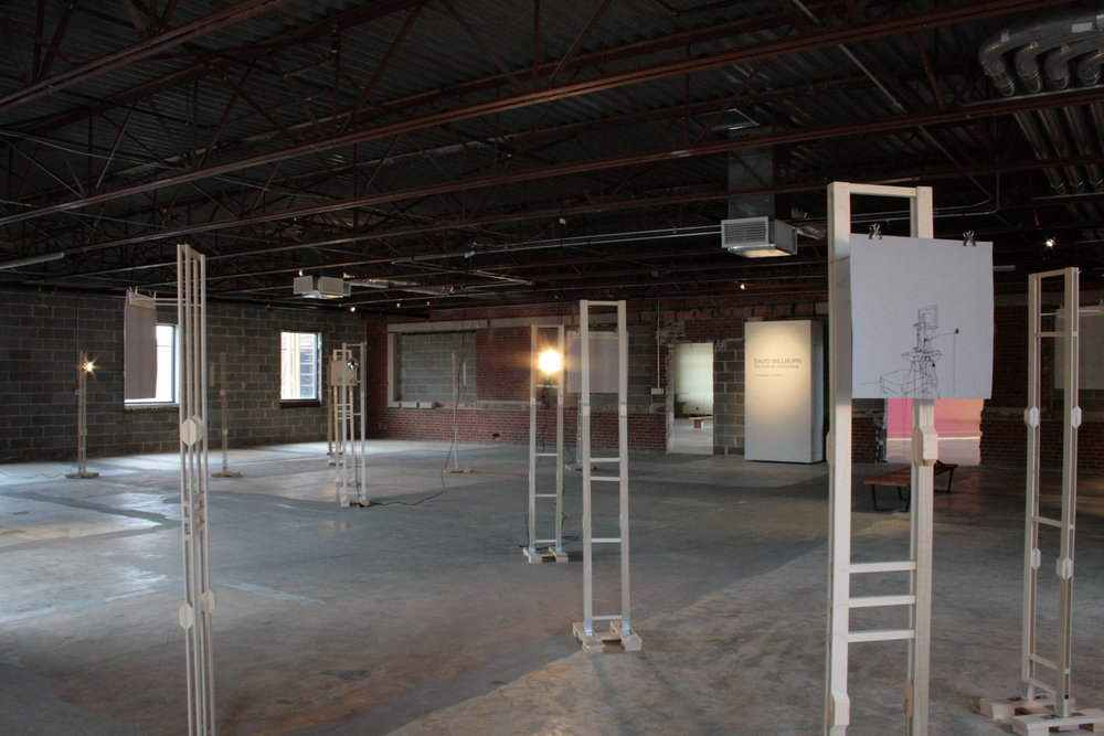 Figure 5.  The Overuse of Everything  (2011), Dallas Contemporary Installation View