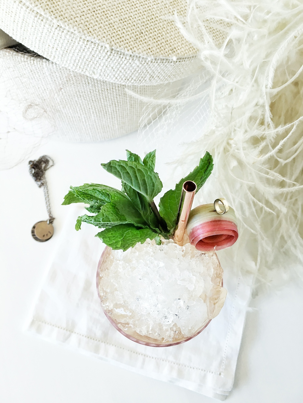 With Derby Day on the way, nothing makes a better accessory to a dainty Julep than a fun, frilly hat or fascinator!