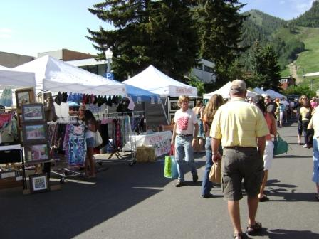Aspen Saturday Market | June 11 to October 8