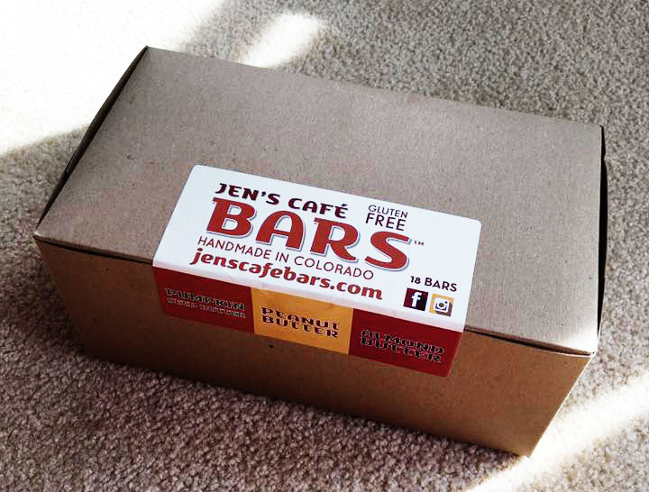 Jen's Café Bars