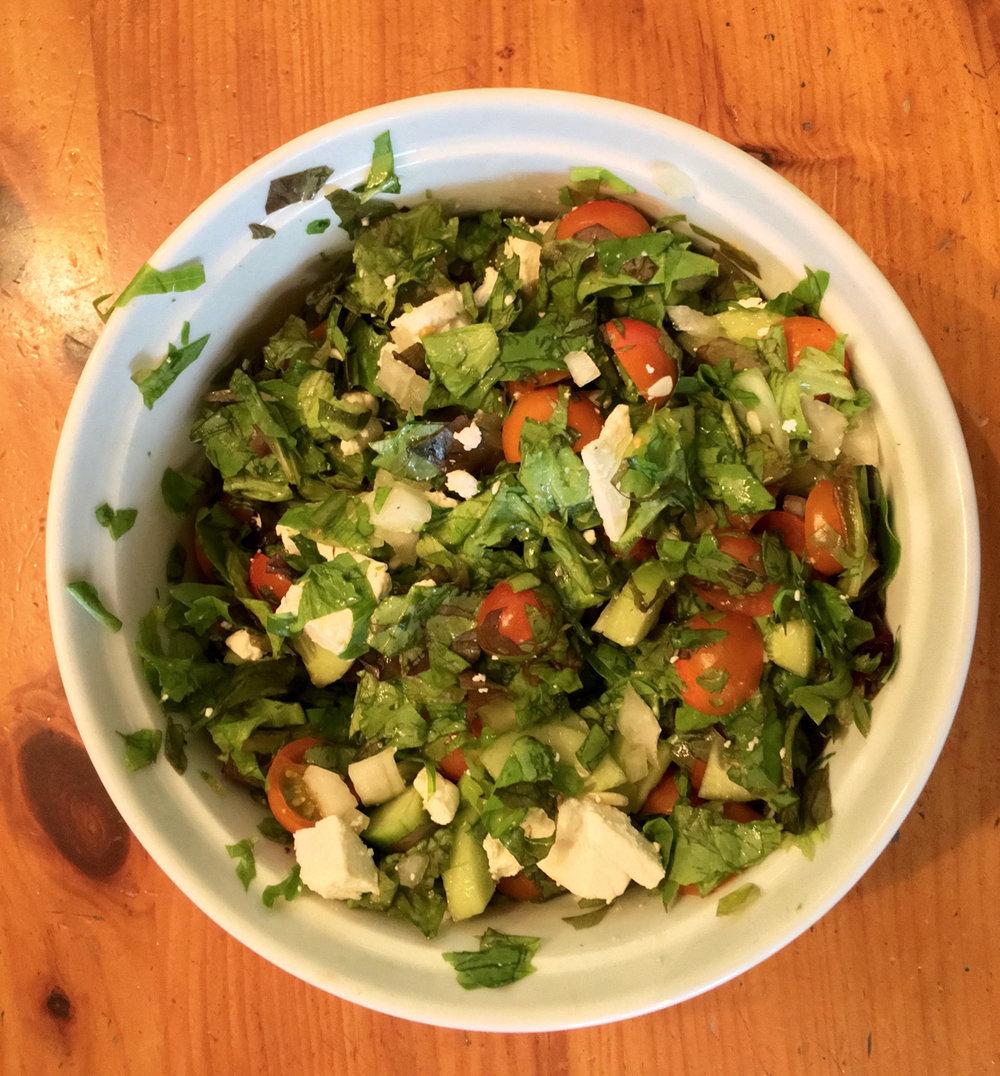 Meredith's Salad