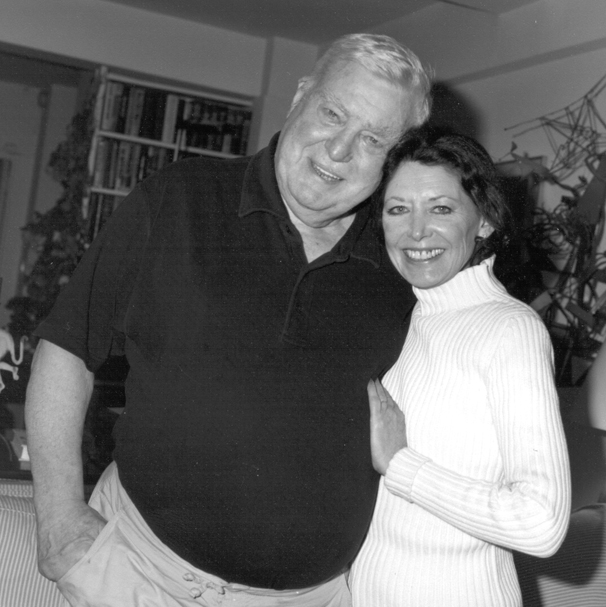 Joe and Peggy Sarno in 2001. (photo by Sam Sherman)