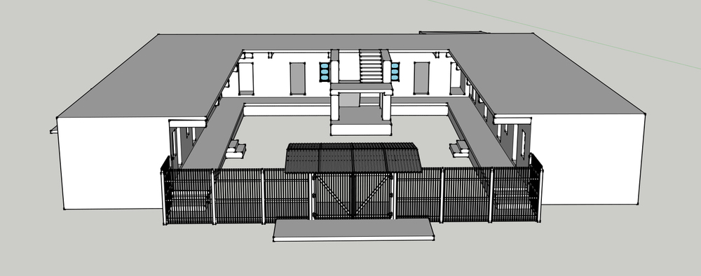 Dormitory Rendering