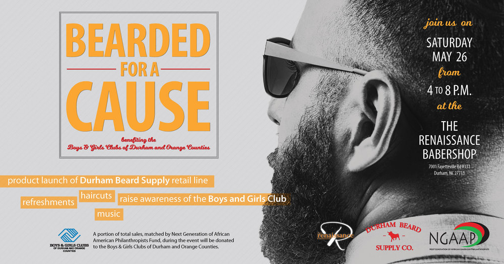 Bearded for a Cause