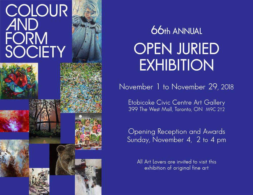 66th Open Juried Exhibiton INVITE.jpg
