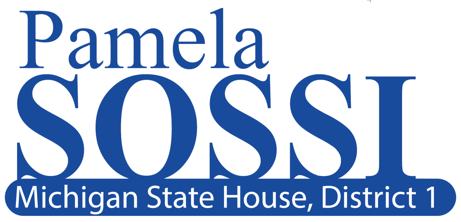 Pamela Sossi for State House, District 1