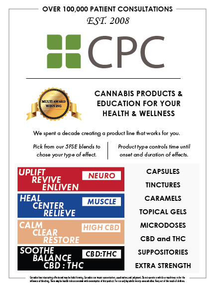 CPC marketing pamphlet