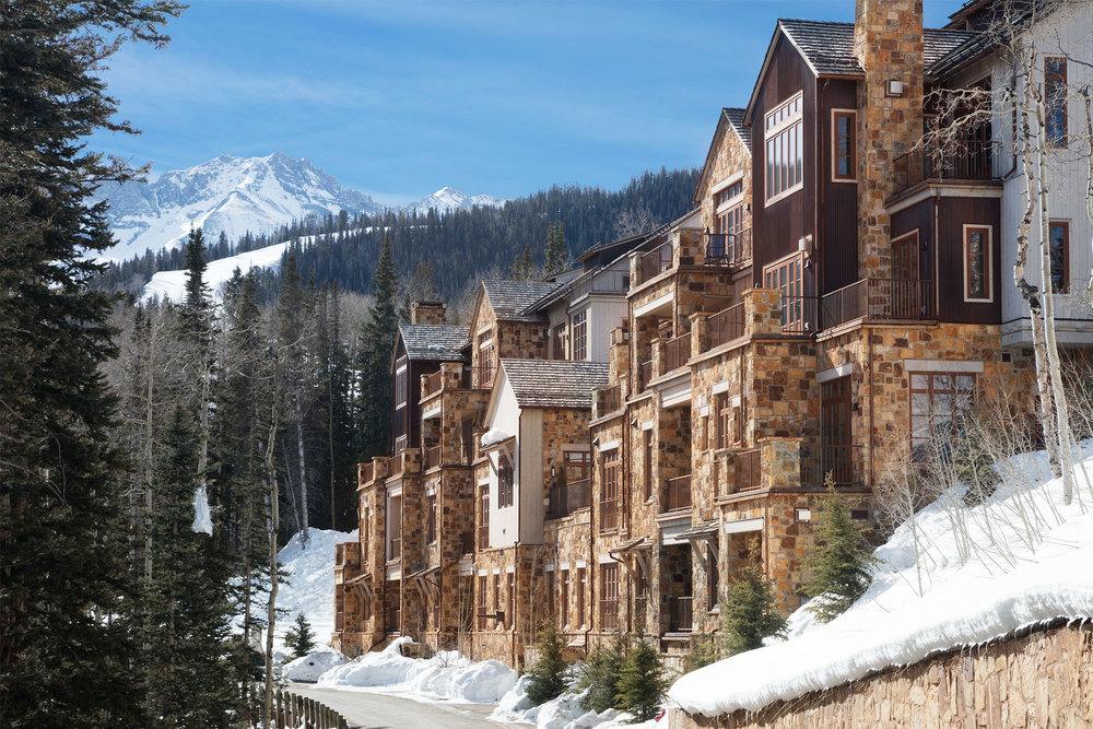 Villas at Cortina, Telluride. Colorado