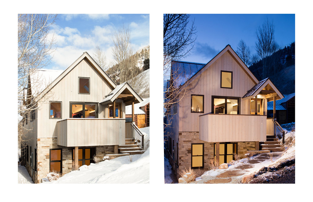 Private Residence Telluride Colorado