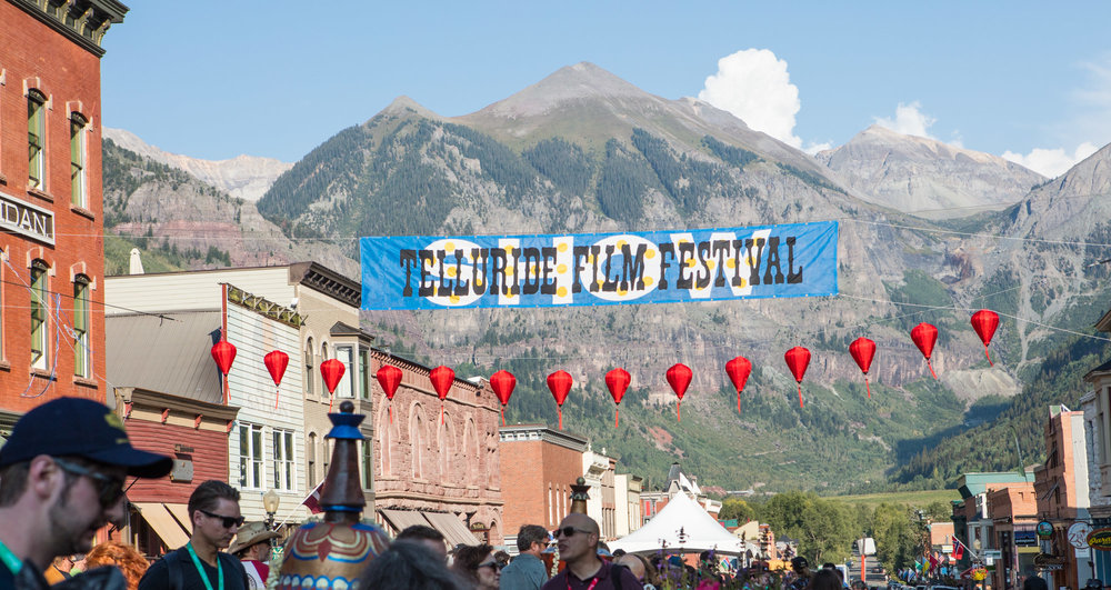 Opening Feed on Main Street at TFF44, 2017