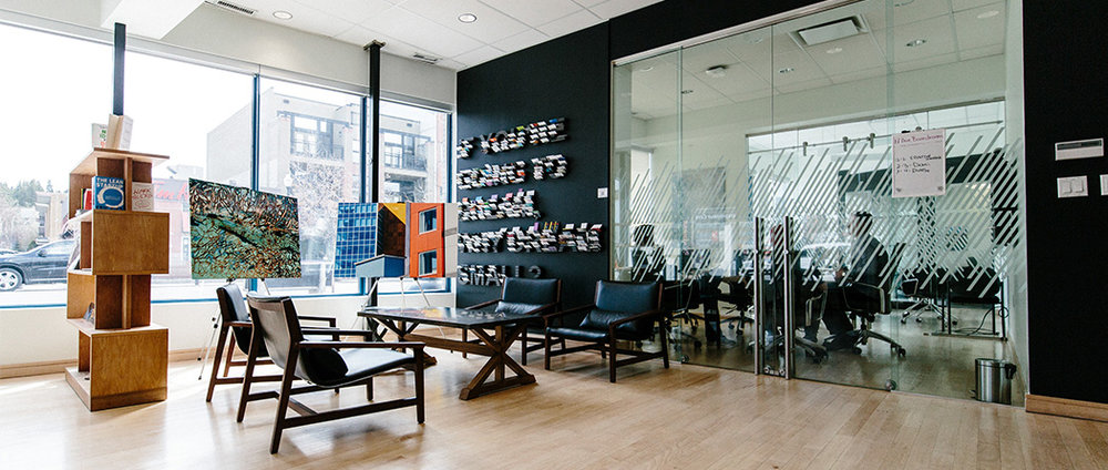 ATB Entrepreneur Centre - 1110 17 Ave SW, Calgary, AB T2T 0B4