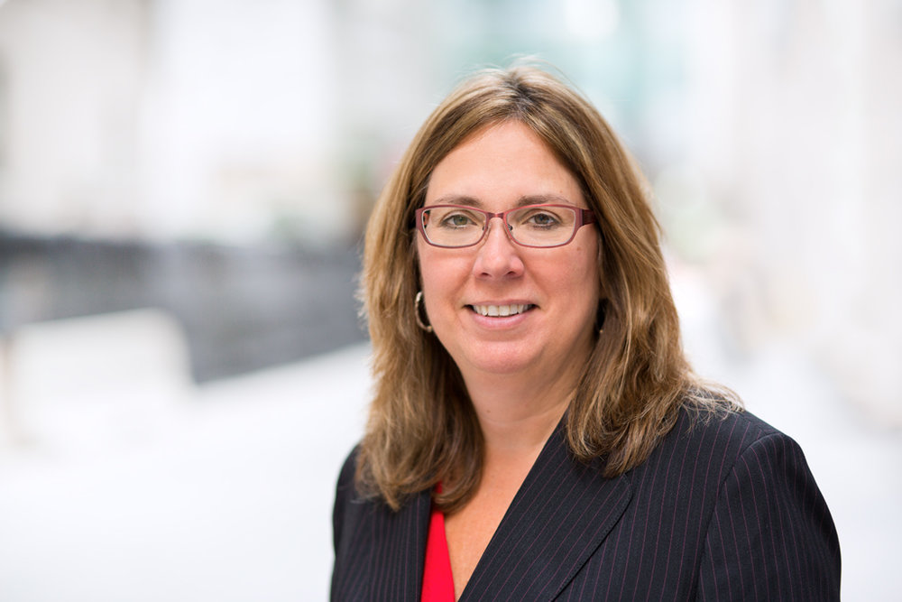 Pictured is Michele Sexsmith, Senior Vice President and Practice Leader at Environics Analytics