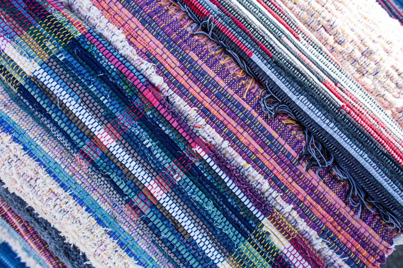 Weaver Birds Rugs Neosho Farmers Market