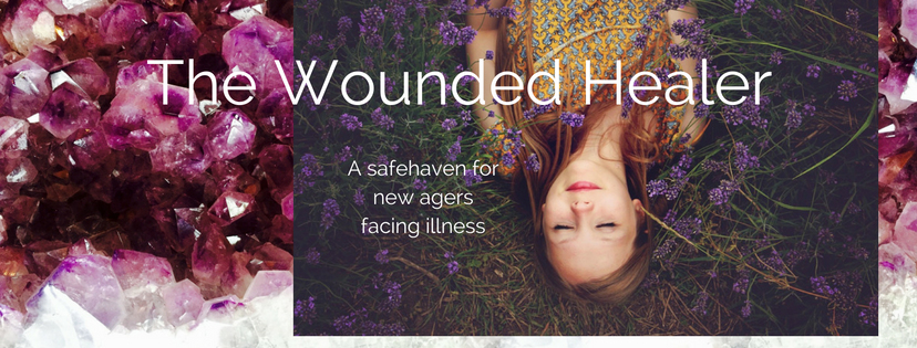 The Wounded Healer a safehaven for new agers facing illness as healers or themselves