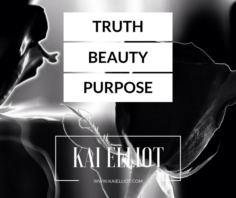 Kai Elliot Truth Beauty Purpose