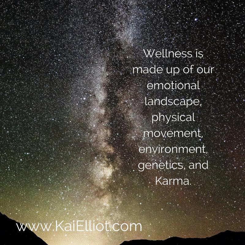 wellness definition kai elliot