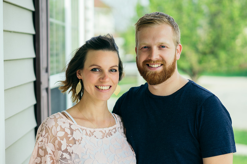Jonathan & Ruth - Jonathan & Ruth Horsfall serve & guide Life Church Morris's direction and day-to-day ministry, Originally from Bath, England, they moved here to Morris IL in 2015. They now have 2 daughters born in the USA - Evelyn & Olivia